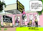 Mike Luckovich  Mike Luckovich's Editorial Cartoons 2015-04-10 Richard