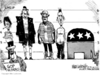 Mike Luckovich  Mike Luckovich's Editorial Cartoons 2005-09-30 delay