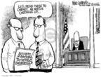 Mike Luckovich  Mike Luckovich's Editorial Cartoons 2005-10-28 CIA