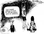 Mike Luckovich  Mike Luckovich's Editorial Cartoons 2005-11-13 CIA