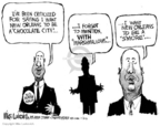 Mike Luckovich  Mike Luckovich's Editorial Cartoons 2006-01-20 mayor