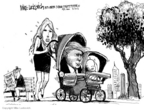 Mike Luckovich  Mike Luckovich's Editorial Cartoons 2006-03-26 Melania