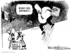 Mike Luckovich  Mike Luckovich's Editorial Cartoons 2006-05-04 talk radio