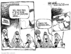 Mike Luckovich  Mike Luckovich's Editorial Cartoons 2006-07-24 Israel