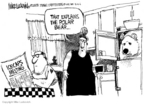 Mike Luckovich  Mike Luckovich's Editorial Cartoons 2006-08-04 environment