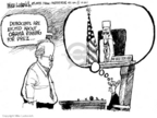 Mike Luckovich  Mike Luckovich's Editorial Cartoons 2006-10-24 prez