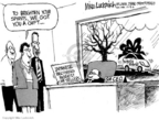 Mike Luckovich  Mike Luckovich's Editorial Cartoons 2006-12-30 management