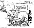 Mike Luckovich  Mike Luckovich's Editorial Cartoons 2007-05-02 CIA