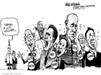 Mike Luckovich  Mike Luckovich's Editorial Cartoons 2008-01-11 Rudy Giuliani