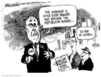 Mike Luckovich  Mike Luckovich's Editorial Cartoons 2008-01-17 Rudy Giuliani