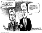 Mike Luckovich  Mike Luckovich's Editorial Cartoons 2008-01-23 relationship