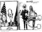 Mike Luckovich  Mike Luckovich's Editorial Cartoons 2008-03-14 boxing