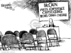 Mike Luckovich  Mike Luckovich's Editorial Cartoons 2008-07-23 2008 election