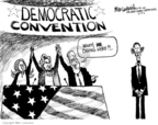 Mike Luckovich  Mike Luckovich's Editorial Cartoons 2008-08-15 2008 election