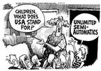 Mike Peters  Mike Peters' Editorial Cartoons 2000-02-14 civil rights