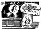 Mike Peters  Mike Peters' Editorial Cartoons 2002-01-16 accounting