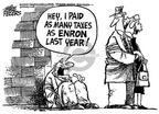 Mike Peters  Mike Peters' Editorial Cartoons 2002-01-23 accounting
