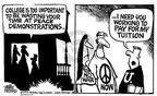 Mike Peters  Mike Peters' Editorial Cartoons 2003-01-23 war