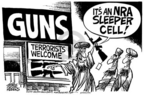 Mike Peters  Mike Peters' Editorial Cartoons 2005-03-12 war