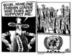 Mike Peters  Mike Peters' Editorial Cartoons 2004-03-19 United Nations