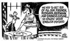 Mike Peters  Mike Peters' Editorial Cartoons 2003-03-21 french