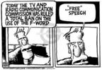 Mike Peters  Mike Peters' Editorial Cartoons 2004-03-25 television