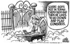 Mike Peters  Mike Peters' Editorial Cartoons 2005-03-26 state
