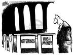 Mike Peters  Mike Peters' Editorial Cartoons 2002-04-05 money