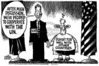 Mike Peters  Mike Peters' Editorial Cartoons 2004-04-18 United Nations