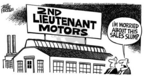 Mike Peters  Mike Peters' Editorial Cartoons 2005-04-23 car sales