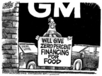 Mike Peters  Mike Peters' Editorial Cartoons 2005-06-10 automotive industry