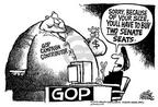 Mike Peters  Mike Peters' Editorial Cartoons 2002-06-25 finance