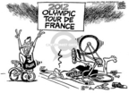Mike Peters  Mike Peters' Editorial Cartoons 2005-07-08 2012 Olympics