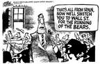 Mike Peters  Mike Peters' Editorial Cartoons 2002-07-11 Financial Market