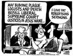 Mike Peters  Mike Peters' Editorial Cartoons 2003-07-19 Supreme Court