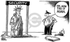 Mike Peters  Mike Peters' Editorial Cartoons 2005-07-25 war