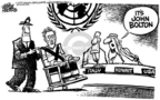 Mike Peters  Mike Peters' Editorial Cartoons 2005-08-04 United Nations