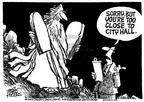 Mike Peters  Mike Peters' Editorial Cartoons 2003-09-04 justice