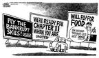Mike Peters  Mike Peters' Editorial Cartoons 2002-09-06 automotive industry