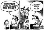 Mike Peters  Mike Peters' Editorial Cartoons 2003-09-12 America