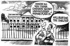 Mike Peters  Mike Peters' Editorial Cartoons 2002-09-16 accounting