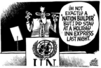 Mike Peters  Mike Peters' Editorial Cartoons 2004-09-24 United Nations