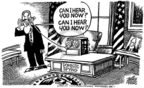 Mike Peters  Mike Peters' Editorial Cartoons 2005-12-23 domestic