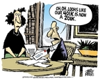 Mike Peters  Mike Peters' Editorial Cartoons 2006-10-20 accounting