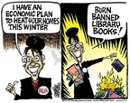 Mike Peters  Mike Peters' Editorial Cartoons 2008-09-10 power