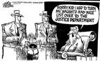Mike Peters  Mike Peters' Editorial Cartoons 2001-12-01 justice