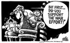 Mike Peters  Mike Peters' Editorial Cartoons 2003-12-13 ally