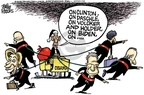 Mike Peters  Mike Peters' Editorial Cartoons 2008-12-02 pull