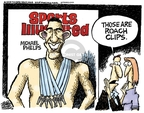 Mike Peters  Mike Peters' Editorial Cartoons 2009-02-03 2008 Olympics