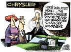 Mike Peters  Mike Peters' Editorial Cartoons 2009-04-30 automotive industry